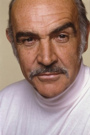 Shawn Connery  – Sexy Mustache