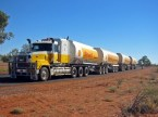 shell – road train