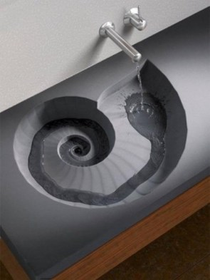 Shell Sink
