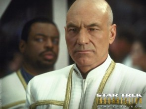 Star Trek 9 Insurrection – Dress uniforms