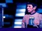 Star Trek – Spock Reads His Tricorder