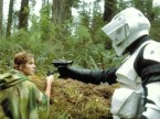 Star Wars – Leia Gets Ambushed