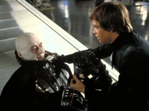 star wars – luke and his father catch up
