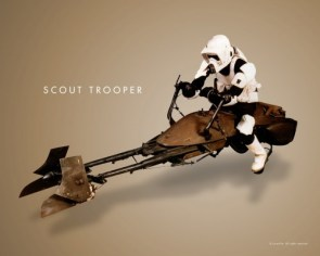 star wars – scout trooper