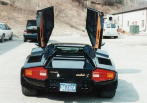 Swing Door Countach