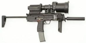 Tacticool Machine Pistol