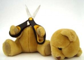 Teddy Bear Suicide