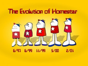The Evolution Of Homestar