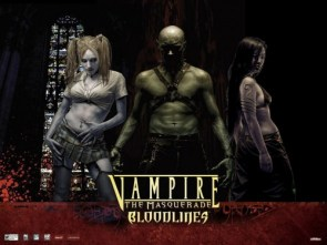 Vampire – The Masquerade – Bloodlines