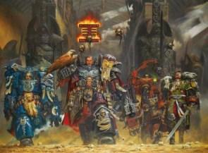 warhammer 40k – inquisition