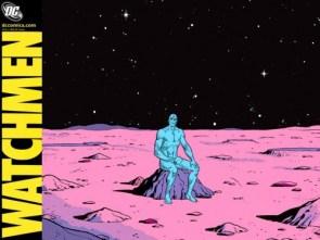 Watchmen – Dr Manhatten On Mars