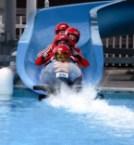 Water Slide Bobsledders