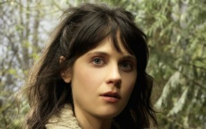 Zooey With trees