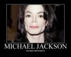 Michael Jackson – he heart didn't beat it