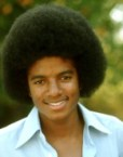 michael jackson had pimp hair when he was black