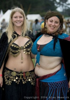overweight gypsy