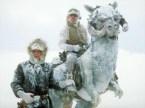 Star Wars – Luke and Han On Taun Taun