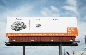 Billboards:  For the Lulz