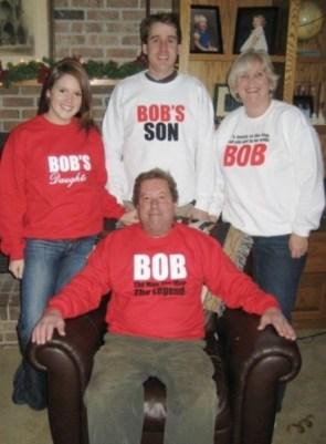Bob's Family