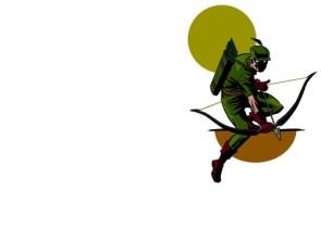 Classic Green Arrow