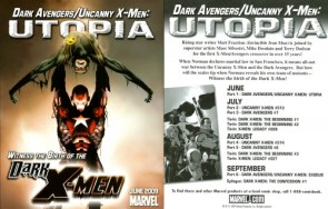 Dark Avengers Check List