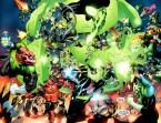 Green Lantern corps FIGHT