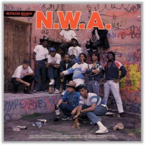 NWA – CD Cover