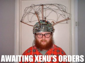 awaiting xenus orders