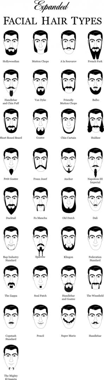 What beard do you sport?