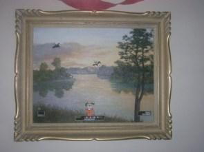 duck hunt artwork