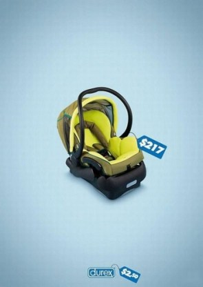 durex kid carrier advert