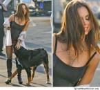 eliza dushku loves dogs