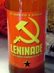leninade – a taste worth standing in line for