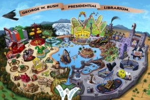 The Official George W. Bush Presidential Librarium