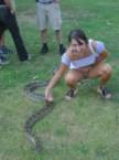 nsfw – snakey upskirt
