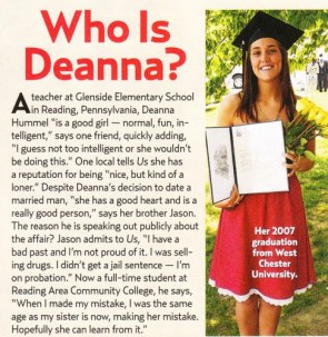 who is deanna hummel