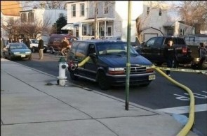 why you don't park in front of fire hydrants