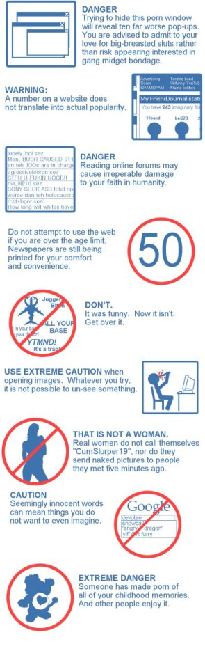 9 Internet Warnings