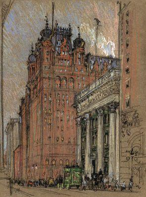 Waldorf-Astoria, circa 1904