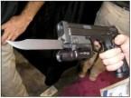 Pistol Bayonette