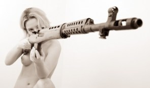 Topless Sniper