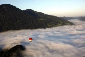 Balloon Trekking