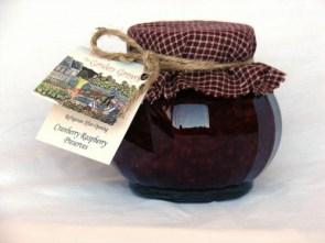 cranberry raspberry preserves