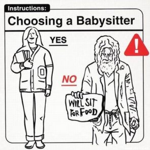 Baby Instructions – Dos & Donts