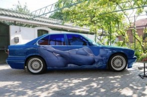 Cool Car Art