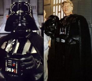 David Prowse is Darth Vader