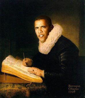 baroque obama 1708