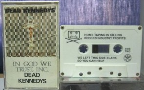 home taping is killing record industry profits