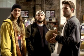 jay, silent bob and some douche