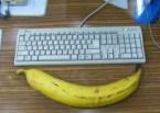 large banana or small keyboard